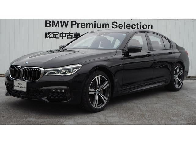 BMW 740d xDrive Mスポーツ デモカー 認定中古車