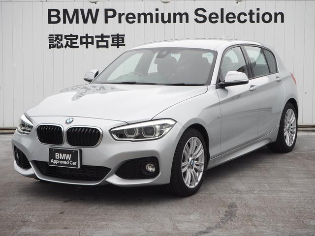 BMW 118i Mスポーツ 1オーナー Bカメラ 認定中古車