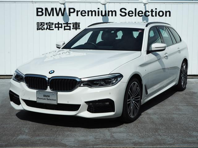 BMW 523iツーリング Mスポーツ 19インチAW ACC