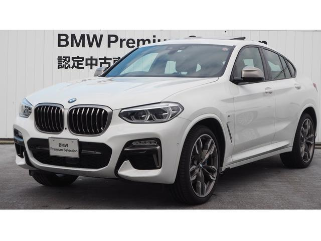 X4(BMW)M40i 中古車画像