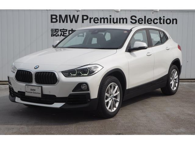 BMW X2 sDrive 18i 純正ナビ Bカメラ 認定中古車
