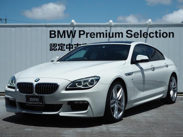 BMW 6シリーズ 640iグランクーペ Mスポーツ 1オーナー 認定中古車