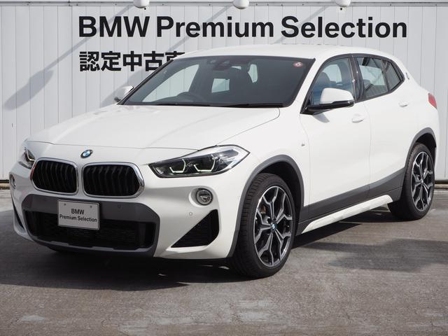 BMW xDrive 20i MスポーツX 認定中古車 コンフォートPKG ACC HUD