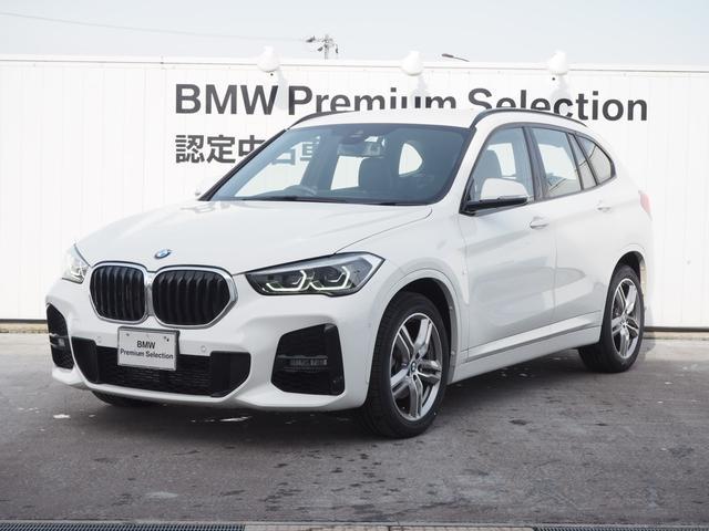 BMW X1 sDrive 18i xライン 認定中古車2年 コンフォートアクセス オートマチックトランク 電動フロントシート リアビューカメラ アクティブクルーズ LEDヘッドライト 純正18inchAW