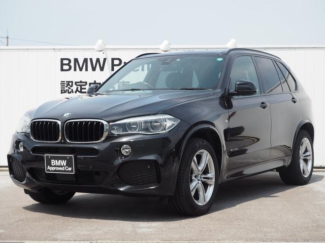 BMW xDrive 35d Mスポーツ 認定中古車 黒革 セレクトPKG アダプティブLEDヘッドライト