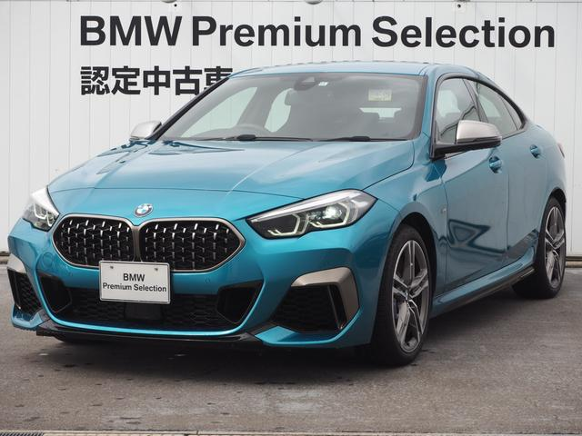 BMW M235i xDriveグランクーペ 認定中古車 デビューPKG ACC 運転席・助手席パワーシート