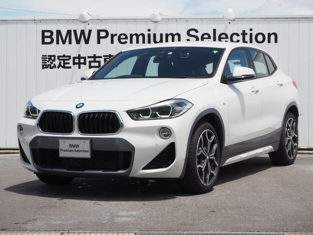 BMW xDrive 18d MスポーツX 認定中古車 ハイラインPKG アドバンストアクティブセーフティPKG コンフォートPKG 黒革 ACC HUD 純正ドラレコ