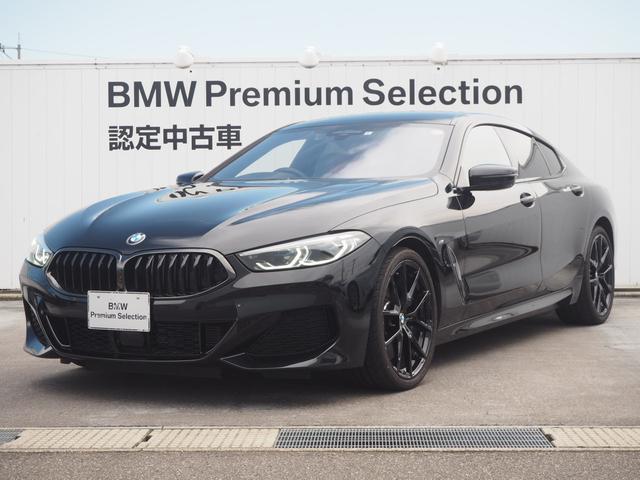 BMW 840d xDrive グランクーペ Mスポーツ パノラマサンルーフ MテクニックPKG アダプティブMサス レーザーライト 認定中古車