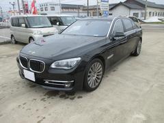 BMW760Li禁煙車6000V12ツインターボ禁煙車ナヴィTV