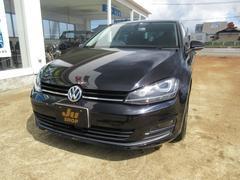VW ゴルフTSIコンフォートラインブルーモーションテクノロジー ETC