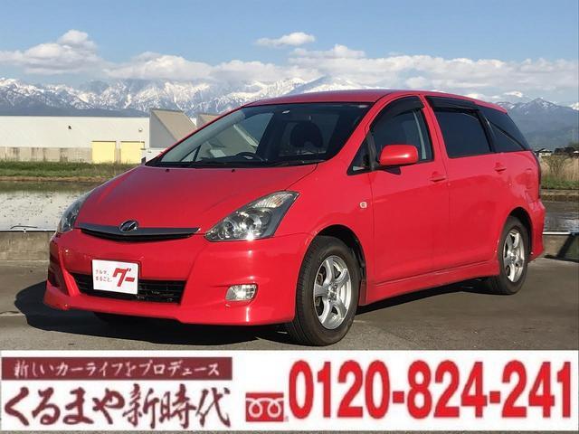 トヨタ X エアロスポーツパッケージ  新品スタッドレス・アルミ付
