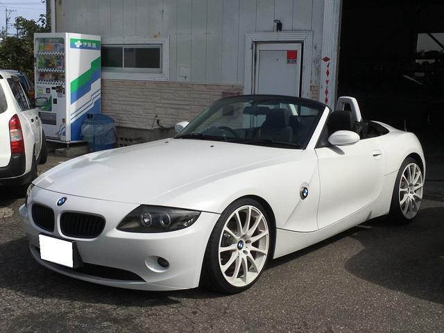 「富山県」の「BMW」「Z4」「オープンカー」の中古車
