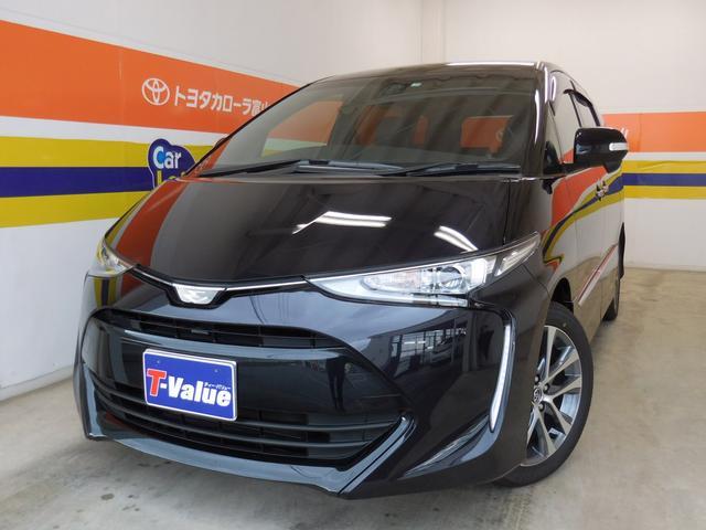 トヨタ アエラス プレミアム クルーズコントロール LED 試乗車