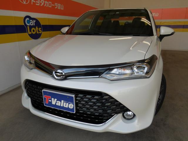 カローラアクシオ(トヨタ) 1.5G ダブルバイビー 中古車画像