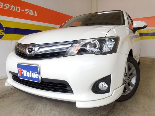 トヨタ 1.5G エアロツアラー・ダブルバイビー HDDナビ ETC