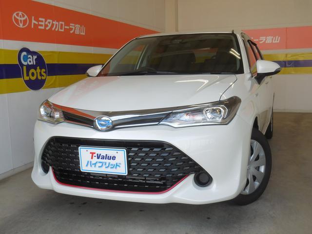 トヨタ ハイブリッドGプラスレッド サポカー LEDヘッドライト