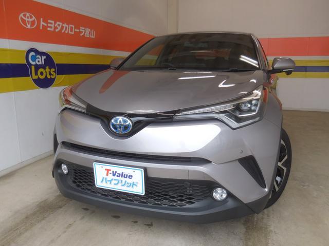 トヨタ C−HR G サポカー LED フルセグメモリー クルコン ETC