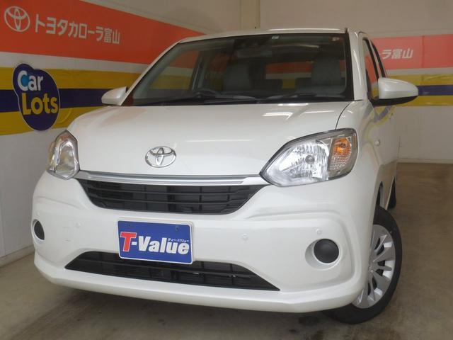 トヨタ パッソ X LパッケージS  4WD 寒冷地寒冷地仕様 スマートキー
