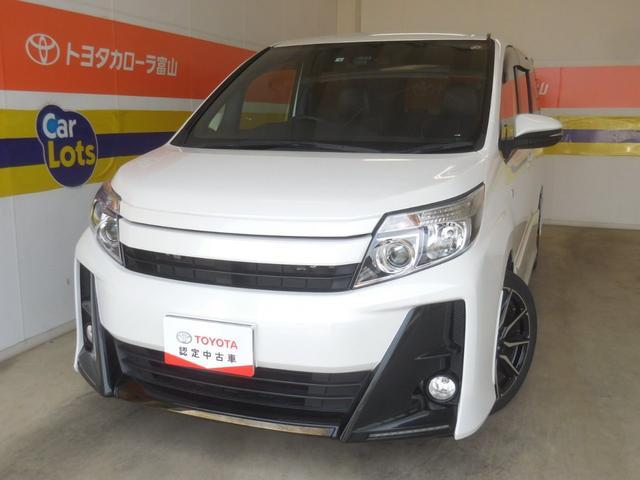 トヨタ ノア Si G'sサポカー LED ナビ バックカメラ