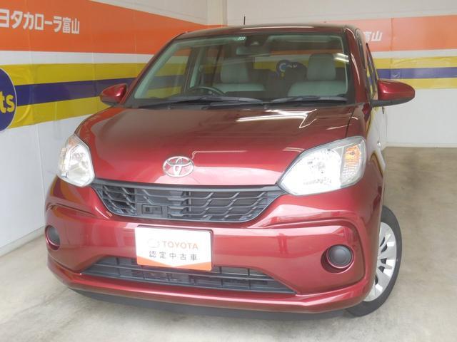 トヨタ パッソ X LパッケージS サポカーS CD スマートキー