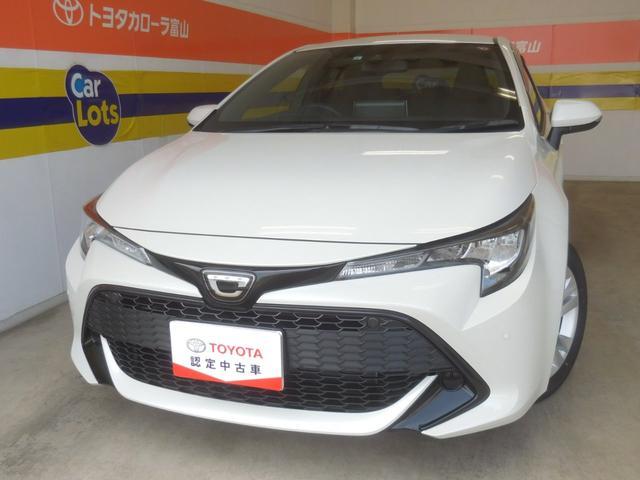 カローラスポーツ(トヨタ) G 中古車画像