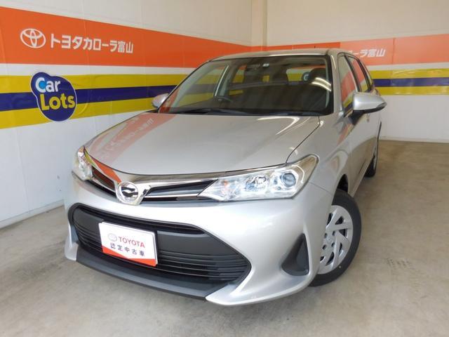 トヨタ 1.5X マニュアルトランスミッション 安全装備