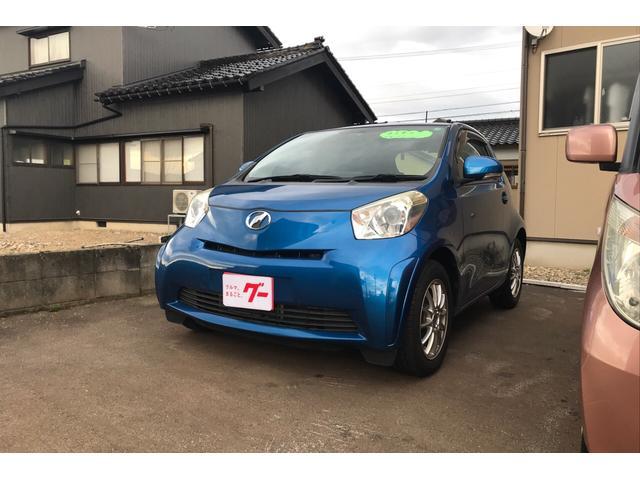 トヨタ 100X CVT AW 保証付 オーディオ付 コンパクトカー