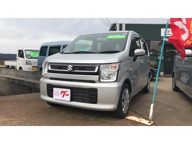 スズキ ハイブリッドFX 軽自動車 4WD CVT