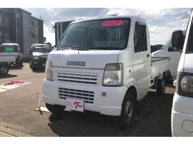 スズキ KC 4WD AC MT 軽トラック