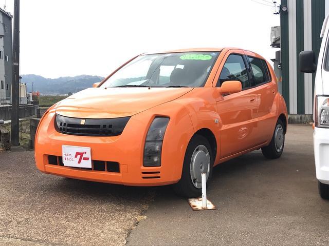 トヨタ WiLL サイファ 1.3L ナビ AT オーディオ付 オレンジ AC
