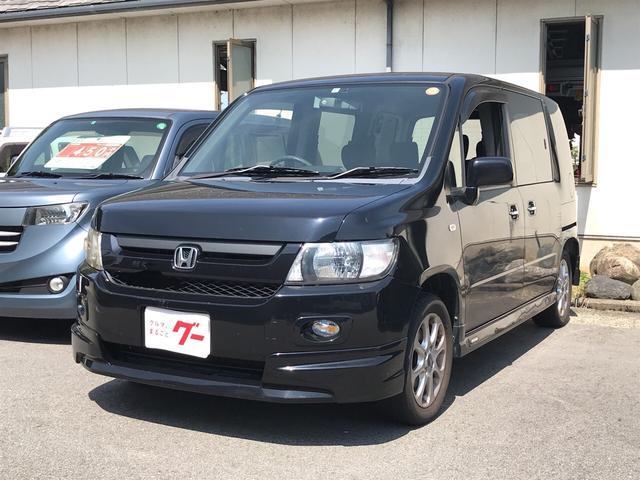 ホンダ AU ナビ バックカメラ 4WD AW15 ETC ミニバン