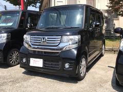 N BOXカスタムG・L ナビ 軽自動車 ETC 整備付 CVT 保証付 AC