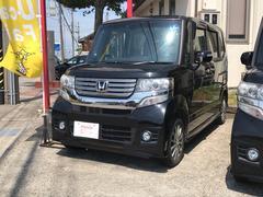 N BOXカスタムG・L ナビ TV 軽自動車 4WD 整備付 CVT ターボ