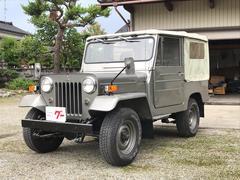 ジープクロカン 4MT 4WD
