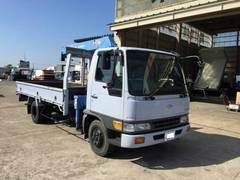 ダイナトラック4段クレーン リモコン 3500Kg
