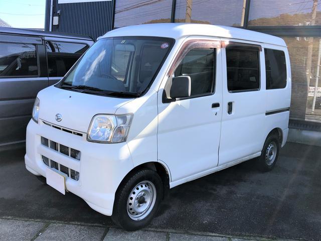 「ダイハツ」「ハイゼットカーゴ」「軽自動車」「福井県」の中古車