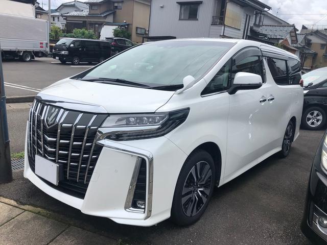 トヨタ アルファード 2.5S Cパッケージ 純正ナビ TV ドラレコ Sヒーター