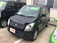 ワゴンRFX 4WD 社外アルミ CDデッキ