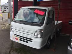 キャリイトラックKCエアコン・パワステ 4WD 登録済車