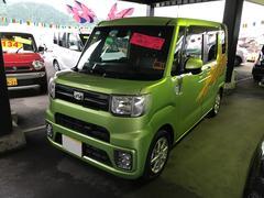 ウェイクL SAII ナビ TV 軽自動車 4WD 自動ブレーキ