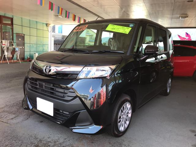 タンク(トヨタ) G 中古車画像