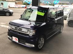 ピクシススペースカスタム RS TV ナビ 軽自動車 4WD コラムCVT