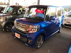 N BOXカスタムG SSパッケージ ナビ TV 軽自動車 ETC 4WD
