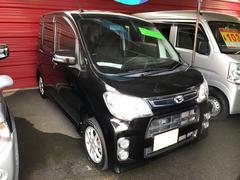 タントエグゼカスタムG 4WD TV ナビ 軽自動車 CVT AC
