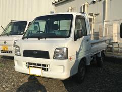 サンバートラック4WD 5MT
