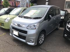 ステラカスタムR ナビ ワンセグTV 軽自動車 4WD
