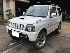 ジムニーランドベンチャー 4WD アルミ ETC