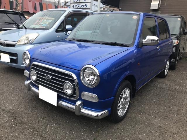 ダイハツ ミニライトスペシャル 4WD CD 社外アルミ 軽自動車