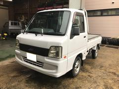 サンバートラックTB オートマチック 4WD エアコン パワステ 軽トラック