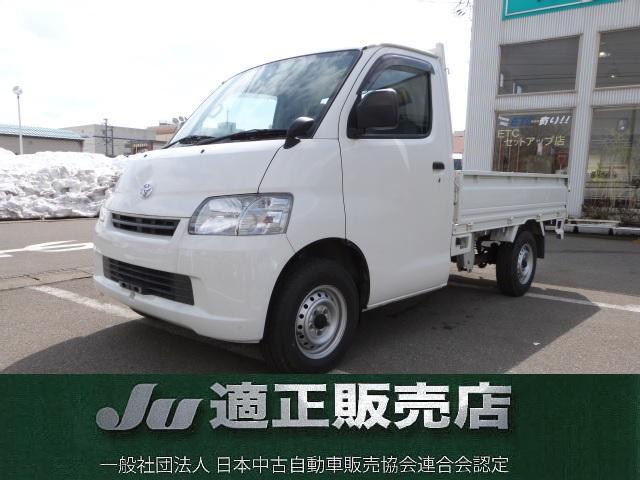 トヨタ DX Xエディション AT車 4WD 純正ナビ